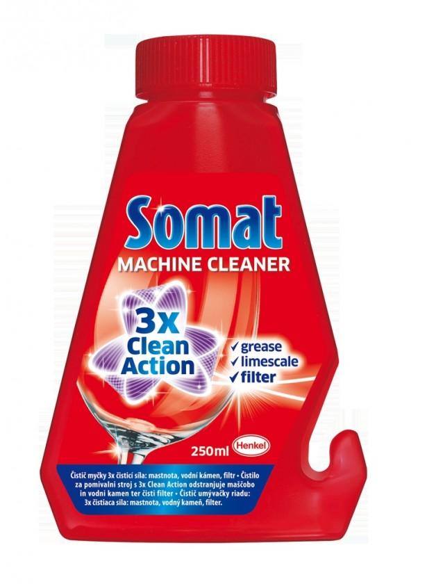 Príslušenstvo pre umývačky Somat čistič umývačky 250 ml
