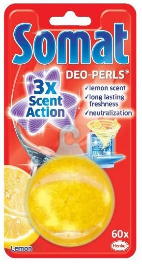 Príslušenstvo pre umývačky Somat deo perly lemon 1 ks