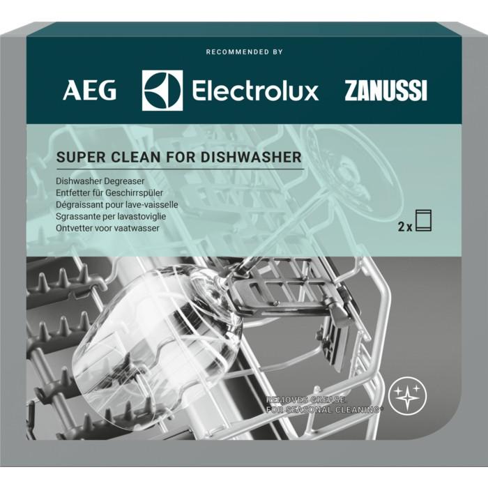 Príslušenstvo pre umývačky Super Clean odmasťovač umývačiek riadu M3DCP200