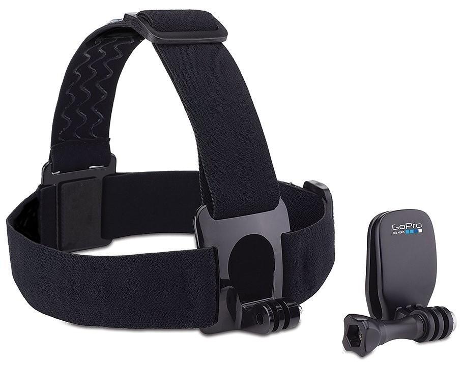 Príslušenstvo pre videokamery GoPro čelenka na hlavu QuickClip