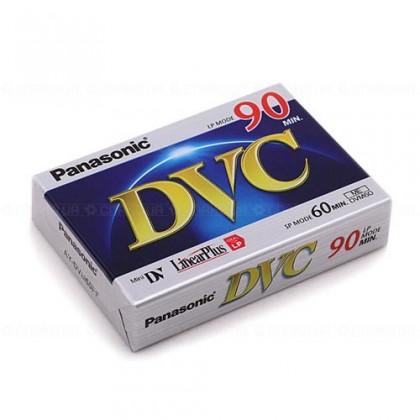 Príslušenstvo pre videokamery Mini DV kazeta 60 minut (90 minut v režimu LP)