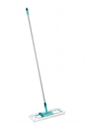 Profi - Mop Cotton Plus, hliníková tyč (sivá, tyrkysová)