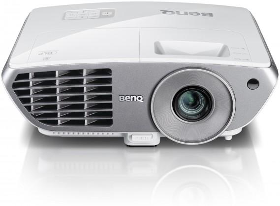 Projektor  BenQ Dataprojektor W1060 (5000:1,2xHDMI,10wSpeaker), 9H.J5777.27E