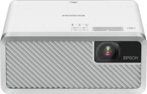 Projektor Epson EF-100W + ZADARMO Nástenné projekčné plátno v hodnote 59,-Eur