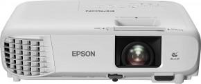 Projektor Epson EH-TW740 biely (V11H979040) + ZADARMO Nástenné projekčné plátno v hodnote 59,-Eur