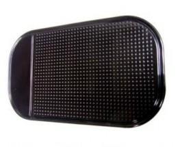 Protišmyková nanopodložka do auta, čierna