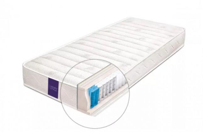 Pružinové matrace Matrac Hypnos - komprimovaný - 100x200x20