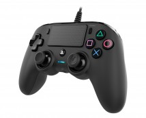 PS4 herný ovládač Nacon Compact Controller - Coloured Black