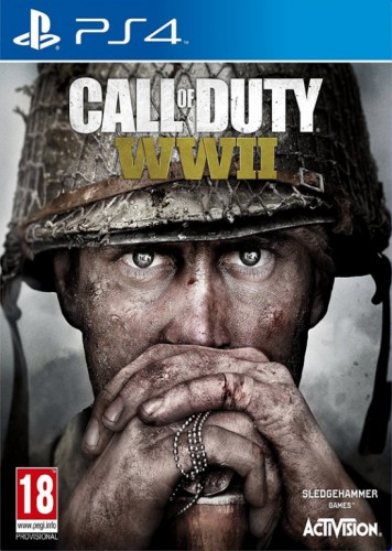 PS4 hra - Call of Duty WWII