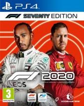 PS4 hra - F1 2020 Seventy Edition