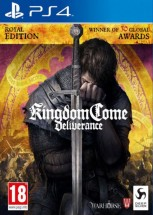 PS4 hra - Kingdom Come: Deliverance Royal Edition