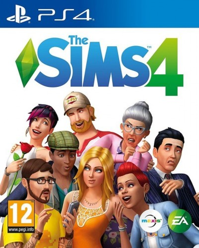 PS4 hra - The Sims 4