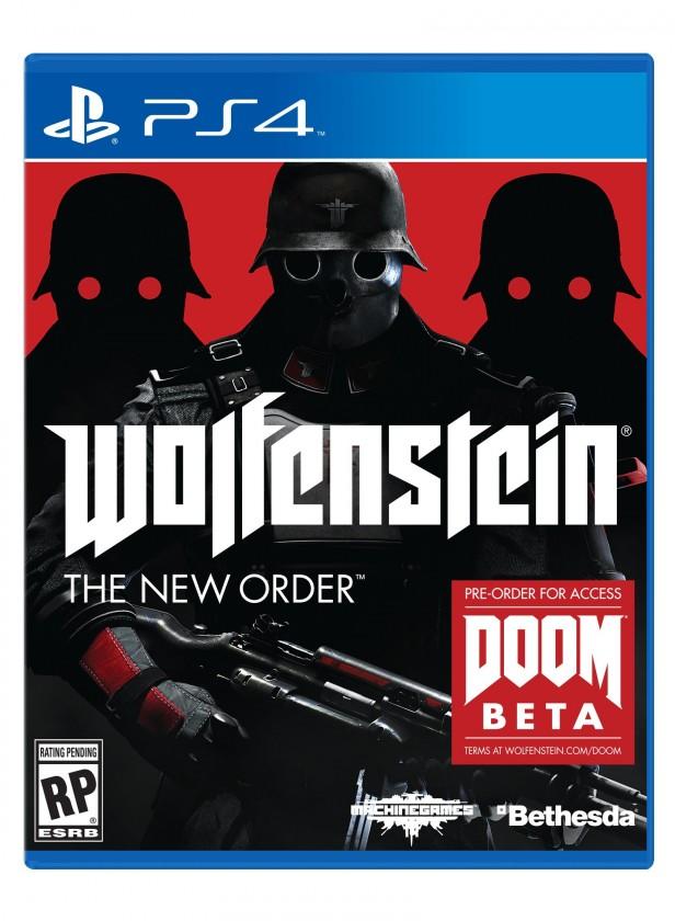 PS4 - WOLFENSTEIN: THE NEW ORDER