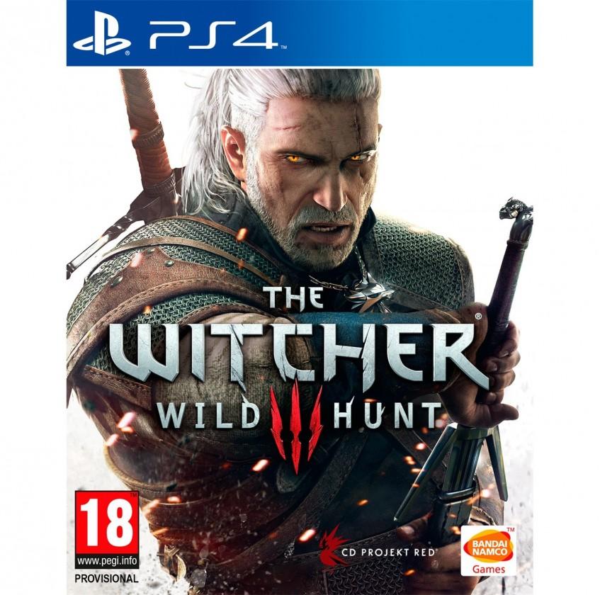 PS4 - Zaklinac 3: Divoky Hon (The Witcher 3: Wild Hunt)