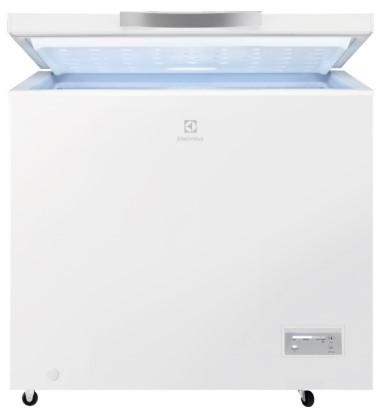Pultová mraznička Electrolux LCB3LE20W0, A++