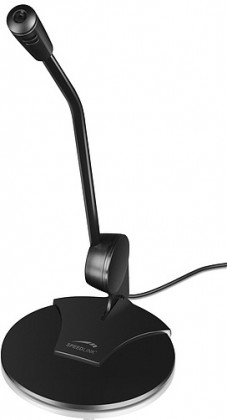 PURE Desktop Voice Microphone, black