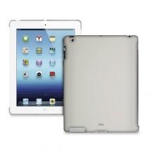 Puro puzdro Cover iPad Back šedé