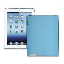 Puro puzdro Cover iPad Back svetlo modré