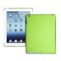Puro puzdro Cover iPad Back zelené