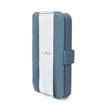 Puro puzdro Golf pre iPhone 4 / 4s, modrá