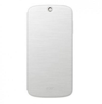 Puzdrá a kryty Acer flip puzdro pre Acer Z530, biela