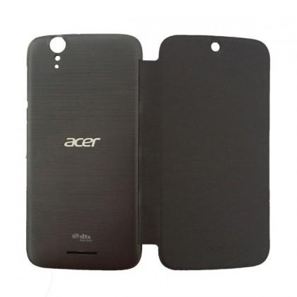 Puzdrá a kryty Acer flip puzdro pre Acer Z630, šedá