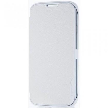 Puzdrá a kryty Anymode puzdro pre Samsung Galaxy S4, biela ROZBALENÉ