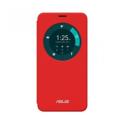 Puzdrá a kryty Asus flip puzdro pre Asus ZE500, červená