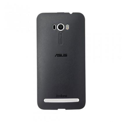 Puzdrá a kryty Asus gelskin pre ZenFone 2 Bumper Case Selfie, čierna