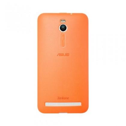 Puzdrá a kryty Asus gelskin pre ZenFone 2 ZE550ML / ZE551ML, oranžová