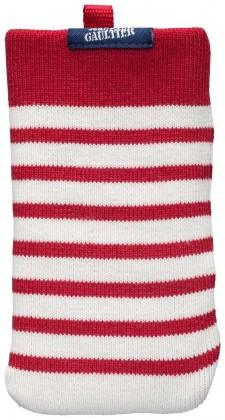 Puzdrá a kryty Bigben univerzálné puzdro na krk Marine, červená/biela