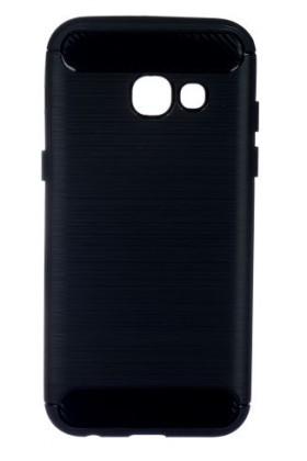 Puzdrá a kryty Carbon Samsung Galaxy A3 (17)/bl