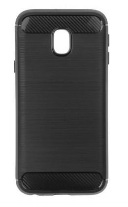 Puzdrá a kryty Carbon Samsung J3 (17)/bl