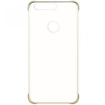 Puzdrá a kryty Honor 8 Protective Cover Case - zadní kryt, Gold