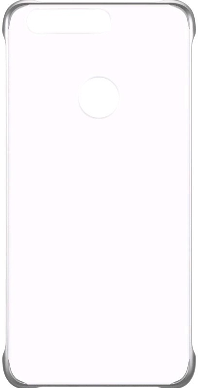 Puzdrá a kryty Honor 8 Protective Cover Case - zadní kryt, Silver