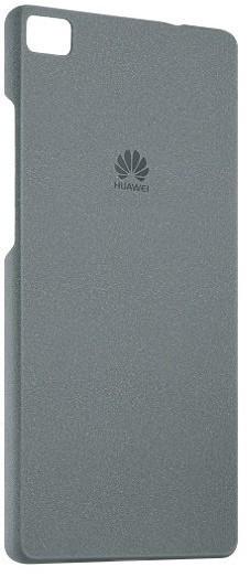 Puzdrá a kryty Huawei gelskin pre Huawei P8, šedá