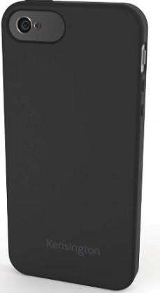 Puzdrá a kryty Kensington gelskin pre iPhone 5, čierna