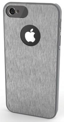 Puzdrá a kryty Kensington puzdro hliníkové pre iPhone 5 strieborné
