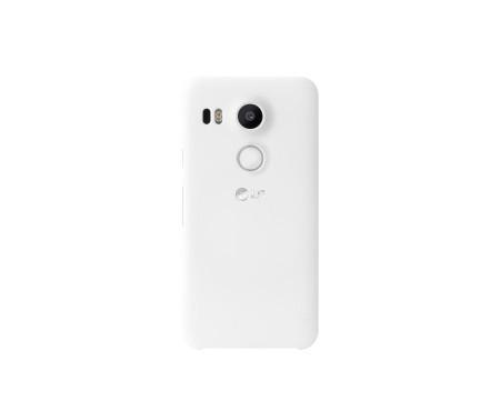 Puzdrá a kryty LG gelskin pre LG Nexus 5X, biela