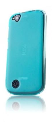 Puzdrá a kryty myPhone silikónové puzdro pre telefón S-Line - modré
