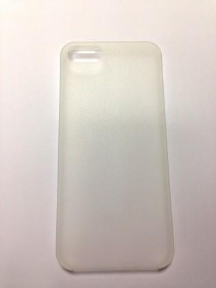Puzdrá a kryty Pouzdro AZZARO T iPhone 5C transparent(pouzdro + fólie)ROZBALENO