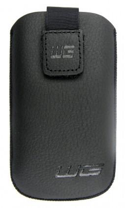 Puzdrá a kryty Puzdro BS KK čierne iPhone 5 SAM Omnia HD/S8530 Wave II LG P970
