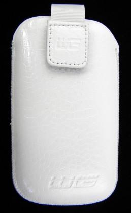 Puzdrá a kryty Puzdro BS KK white N E52/C5/1662/7360/C2/C3-01/C5-03/X2/X2-05/X