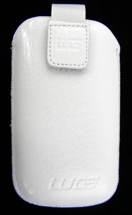 Puzdrá a kryty Puzdro BS KK white SAM S5230/S5360 Galaxy Y/S5260 Star II/ S583