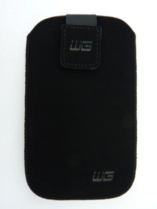 Puzdrá a kryty Puzdro BST čierne HTC HD2/TOUCH PRO2/T8686 7 Trophy/T8698 7 Moza