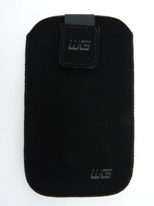 Puzdrá a kryty Puzdro BST čierne N C7/E71/6681/Lumia 710/N9 SAM S8500 Wave/I900