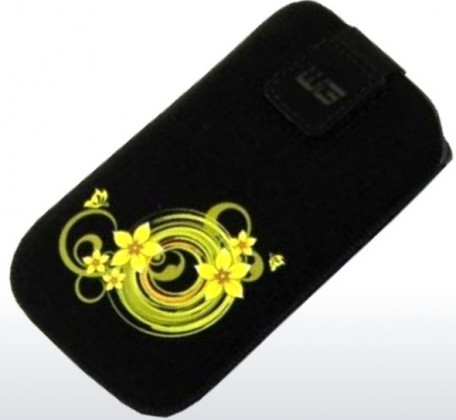Puzdrá a kryty Puzdro BST KV2 yellow iPhone 3G/iPhone 4/iPhone 4S N C6/E5/ORO/