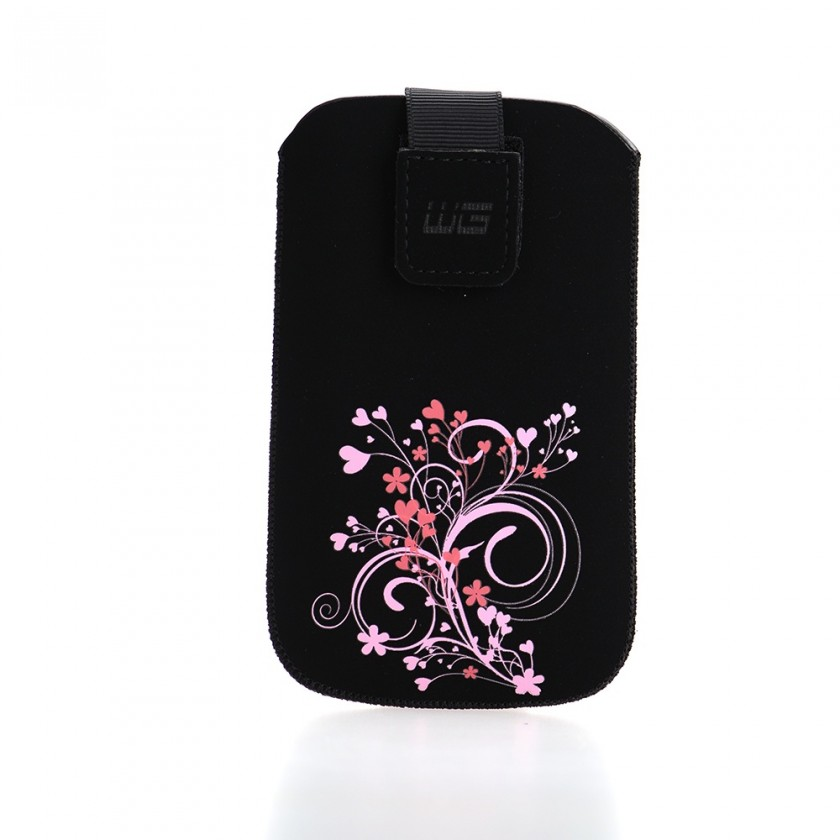 Puzdrá a kryty Puzdro BST Srdce 2 iPhone 3G/iPhone 4/iPhone 4S N C6/E5/ORO/Lum