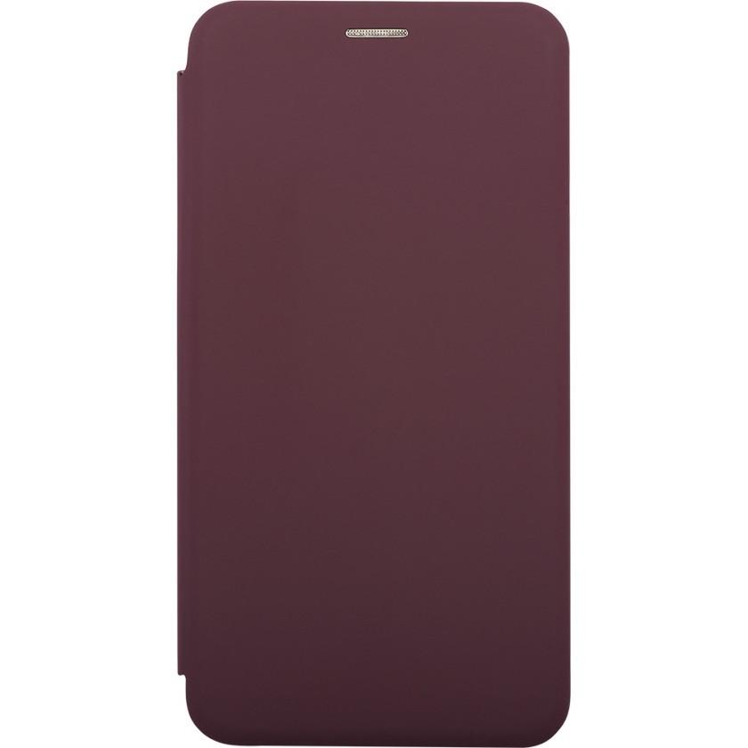 Puzdrá a kryty Puzdro pre Huawei P Smart Pro, Evolution, bordová