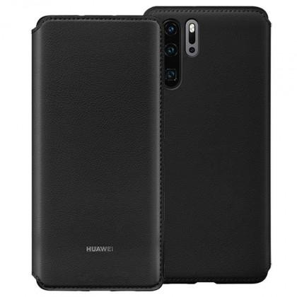 Puzdrá a kryty Puzdro pre Huawei P30 PRO, čierna